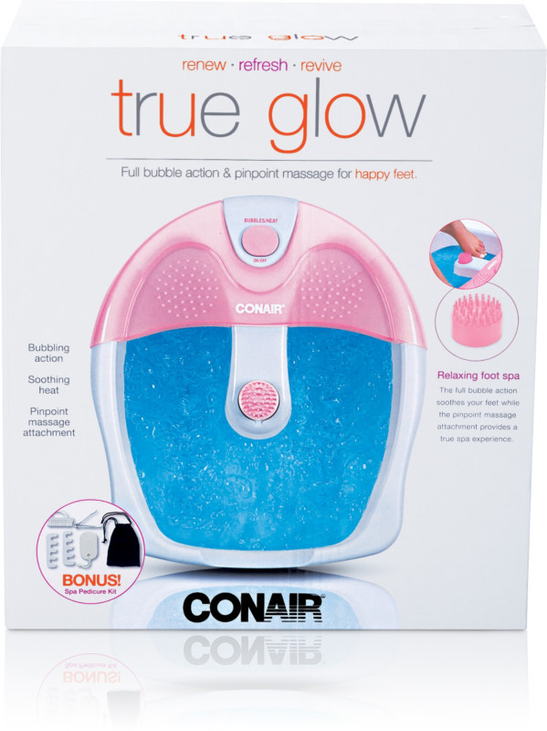 Conair Online Only True Glow Foot Bath Ulta.com - Cosmetics, Fragrance, Salon and Beauty Gifts