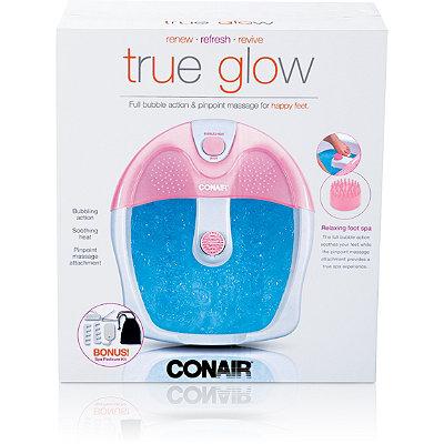 ConairOnline Only True Glow Foot Bath
