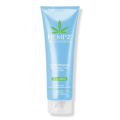 Hempz Triple Moisture Herbal Whipped Creme Body Wash