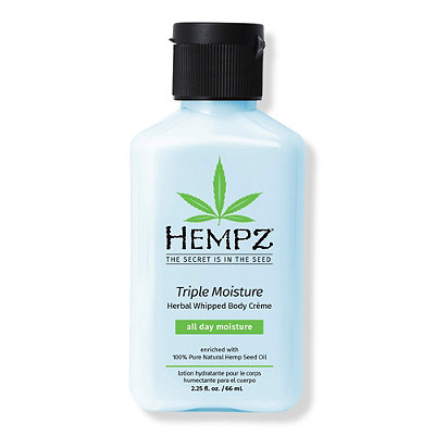 Travel SizeTriple Moisture Herbal Whipped Body Creme