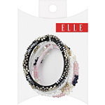 ElleBeaded Elastic - Assorted Colors 3 Ct