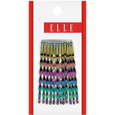 Elle Bobby Pins - Iridescent Finish