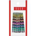 ElleBobby Pins - Iridescent Finish 12 Ct