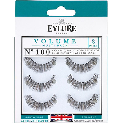 Eylure Naturalites Volume Multi-Pack 100