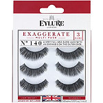 EylureNaturalite Intense Eyelashes Triple-pack 140