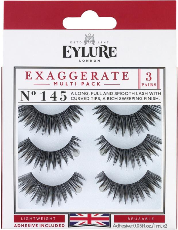 Eylure Naturalite Exaggerate Eyelashes Multi Pack 145 Ulta Beauty