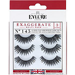 EylureNaturalite Intense Eyelashes Triple-pack 145