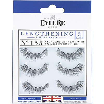 Eylure Lengthening Eyelashes Multi-pack 155