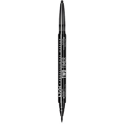 Nyx Cosmetics Two Timer Dual Ended Eyeliner