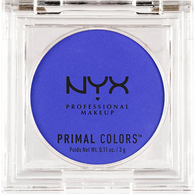 NYX Professional MakeupPrimal Colors Pressed Pigments Face Powder