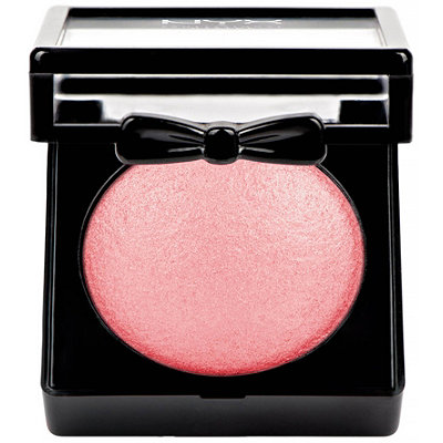 Nyx Baked Blush Ignite Nyx Cosmetics Baked Blush
