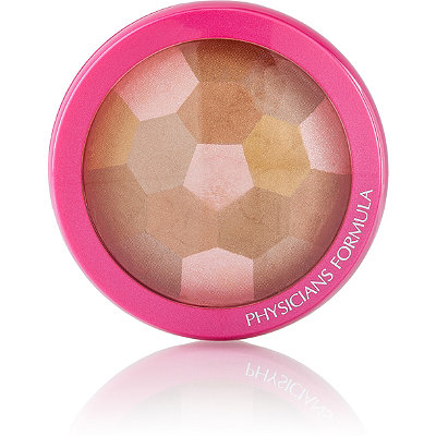Physicians Formula Powder Palette Multi-Colored Custom Bronzer Ultra Glam Bombshell Glow