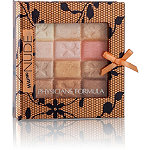 Physicians Formula Shimmer Strips Custom All-in-1 Nude Palette for Face & Eyes Warm