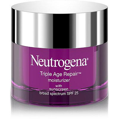 NeutrogenaTriple Age Repair Moisturizer with SPF 25