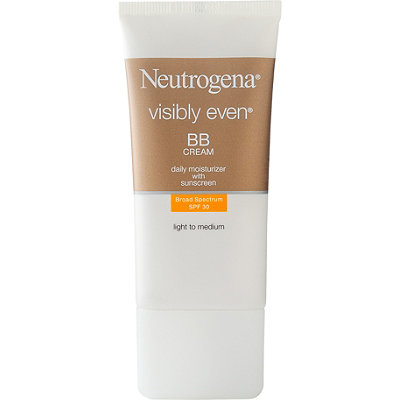 Neutrogena Visibly Even BB Cream SPF 30