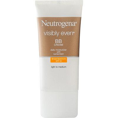 NeutrogenaVisibly Even BB Cream SPF 30