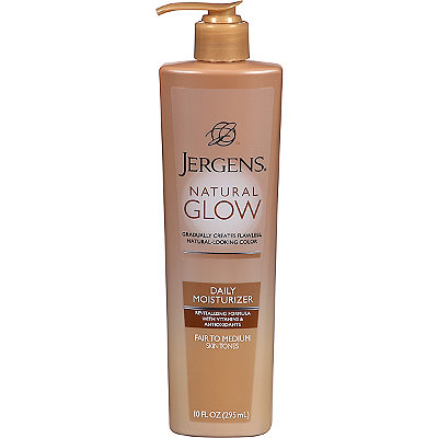 Jergens Natural Glow Pump