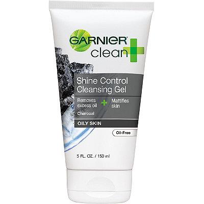 GarnierClean+ Shine Control Cleansing Gel