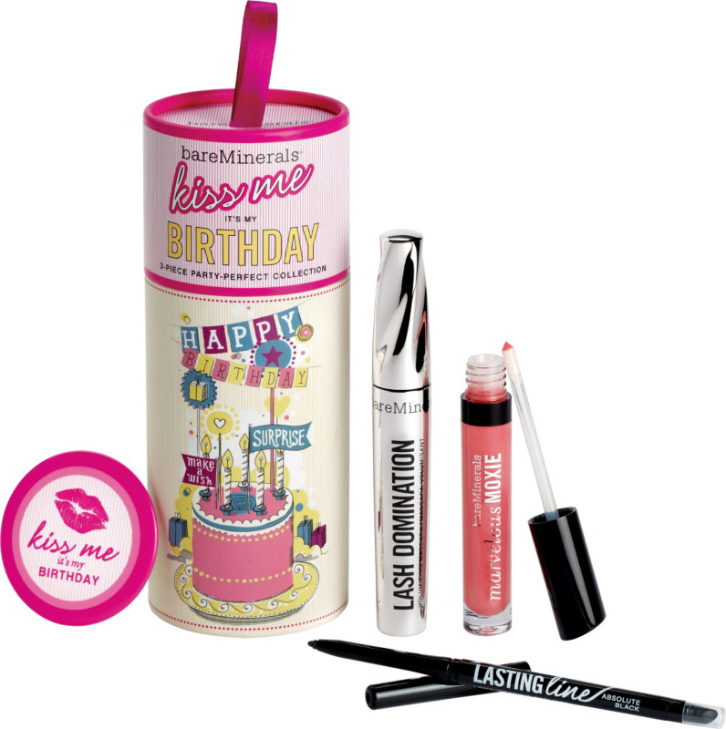 FREE BareMinerals 3 Pc Birthday Gift With Any 60 Ulta Purchase