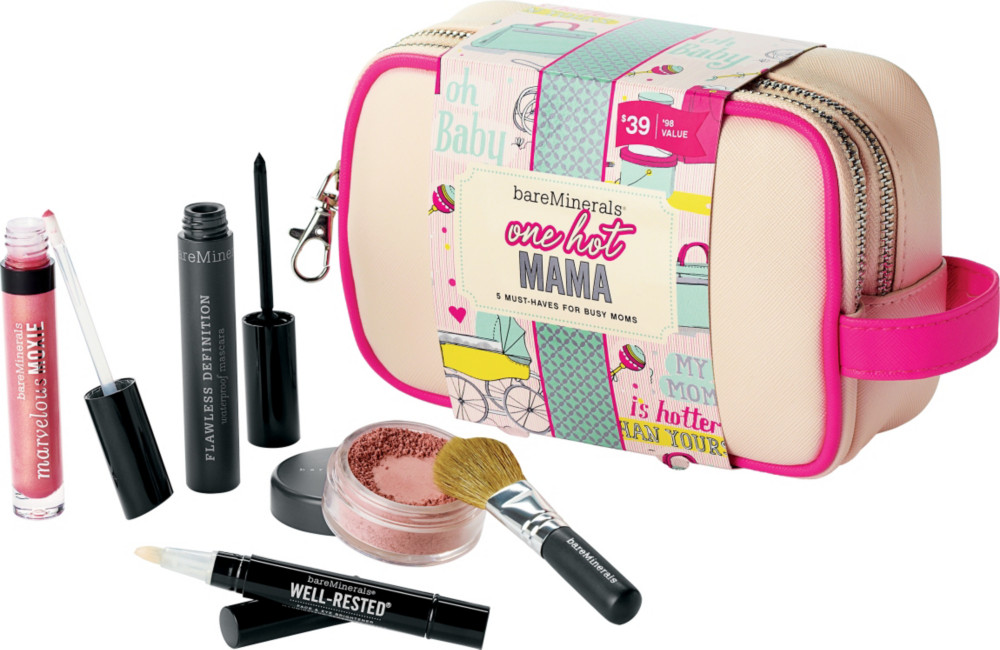 Check out bareMinerals One Hot Mama 5 Pc Set - ShopYourWay