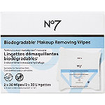 No7 Radiant Results Revitalising Cleansing Wipes Value Pack