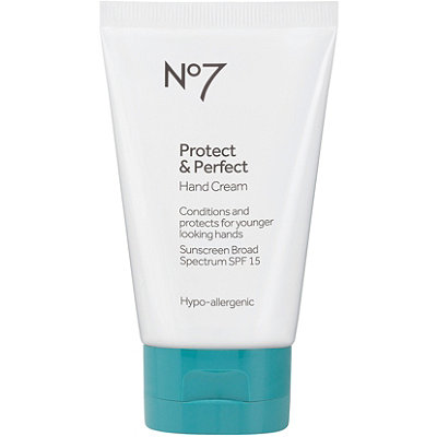 BootsNo7 Protect & Perfect Hand Cream