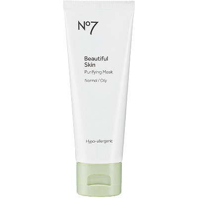 No7 Beautiful Skin Purifying Mask Normal-Oily