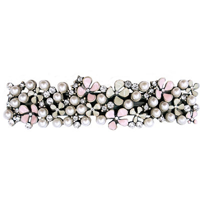 KarinaPink And Pearl Barrette