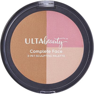ULTAComplete Face 3-in-1 Palette