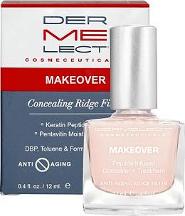 Dermelect Makeover Peptide Infused Ridge Filler Base Coat | Ulta Beauty
