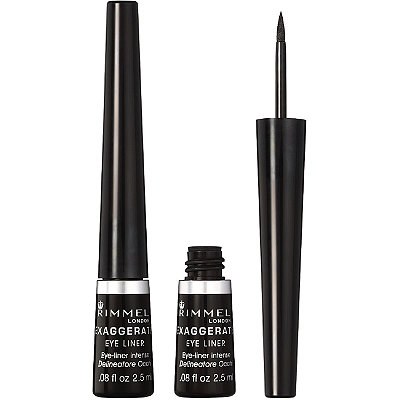 Rimmel London Exaggerate Felt Tip Eyeliner