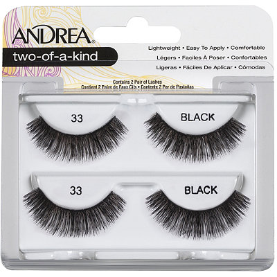 Andrea Two Of A Kind Lash Twin Pack %2333