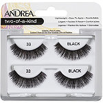 AndreaTwo Of A Kind Lash Twin Pack #33