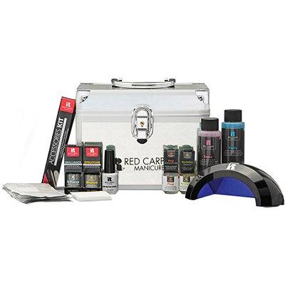Red Carpet ManicurePro 45 Train Case