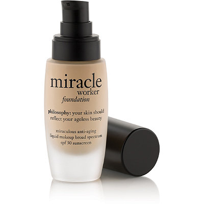 Miracle Worker Foundation Broad Spectrum SPF 30
