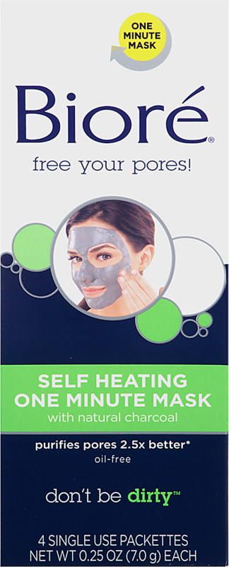 Self Heating One Minute Mask | Ulta Beauty