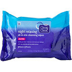 Night Relaxing All-In-One Cleansing Wipes