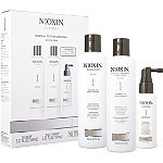 NioxinHair System Kit System 1 Normal To Thin-Looking