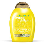 OGXSunkissed Blonde Lemon Highlights Shampoo