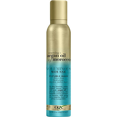 OGX Renewing Argan Oil of Morocco Voluminous Mousse