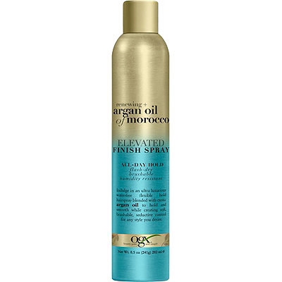 OGX Argan Oil of Morocco Elevated Finish Spray