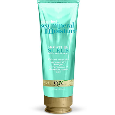 OGXQuenched Sea Mineral Moisture Surge Treatment