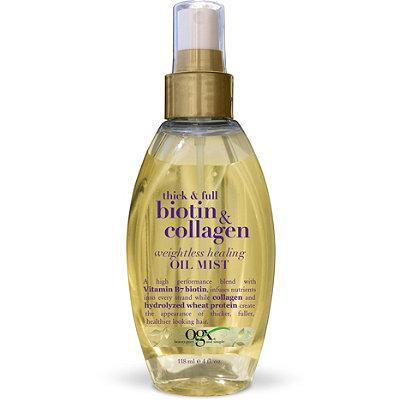 OGXThick %26 Full Biotin %26 Collagen Weightless Healing Oil Mist