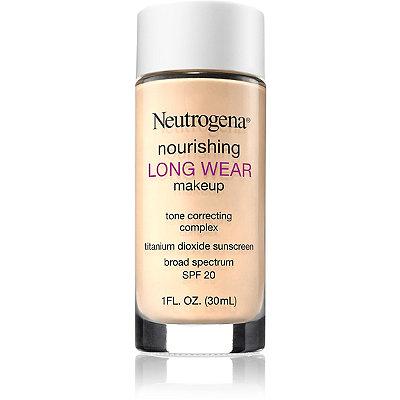 Nourishing Long Wear Makeup