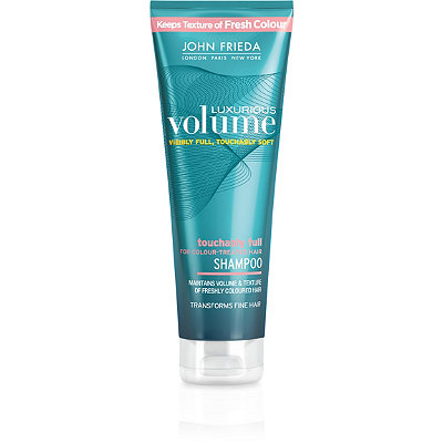 John Frieda Luxurious Volume Touchably Full Shampoo for Color Treated Hair