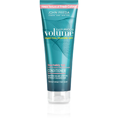 John Frieda Luxurious Volume Touchably Full Conditioner for Color Treated Hair