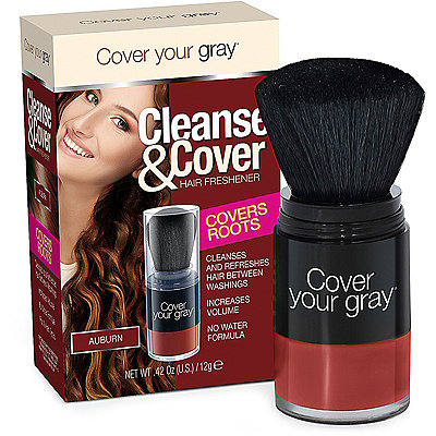 Cover Your Gray Cleanse & Cover Hair Freshner