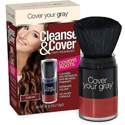 Cover Your GrayCleanse & Cover Hair Freshner