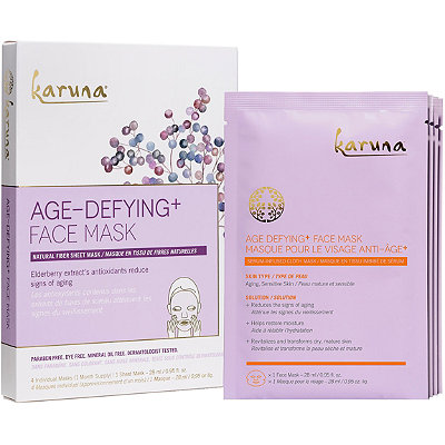 KarunaOnline Only Age-Defying+ Face Sheet Masks