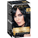 L'Oréal Superior Preference Fade-Defying Color & Shine Black Sapphire 2BL